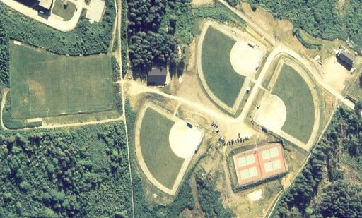 HebronRecreationComplex Aerial view