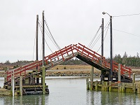Sandford Drawbridge